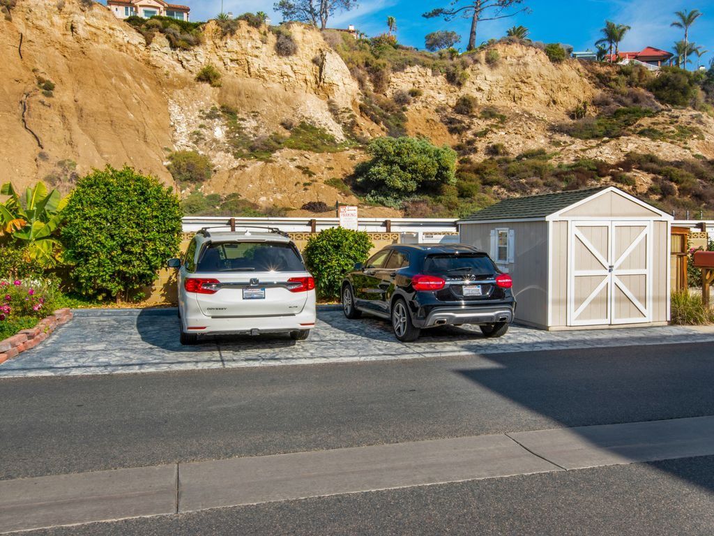 Reserved Parking Area | 35119 Beach Road, Dana Point, CA | Beach Road Realty
