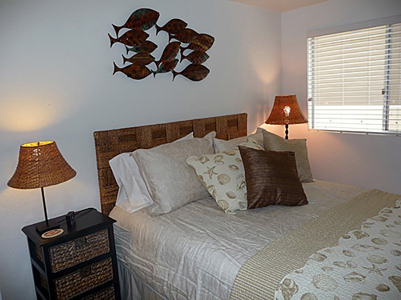 5th Queen Bedroom Downstairs - 35305 Beach Road, Dana Point, CA | Beach Road Realty