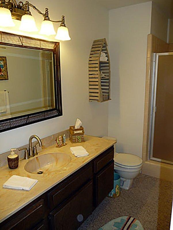 Guest Bath - 35305 Beach Road, Dana Point, CA | Beach Road Realty