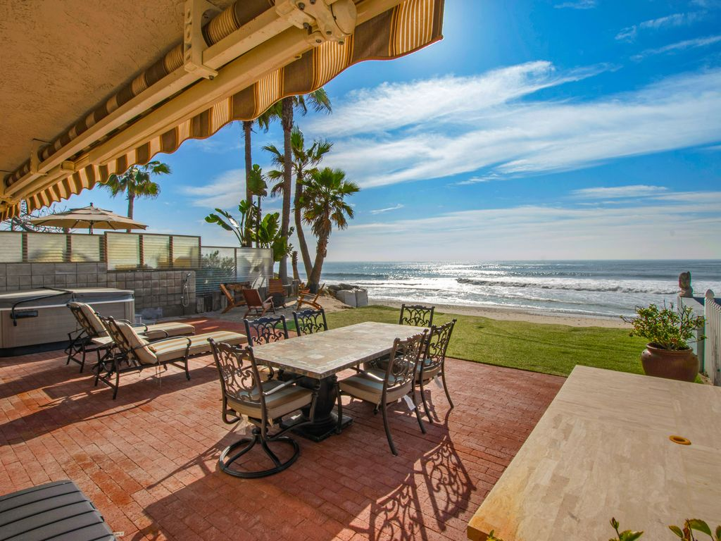 Comfy Beach Patio Furniture - 35119 Beach Road, Dana Point, CA | Beach Road Realty