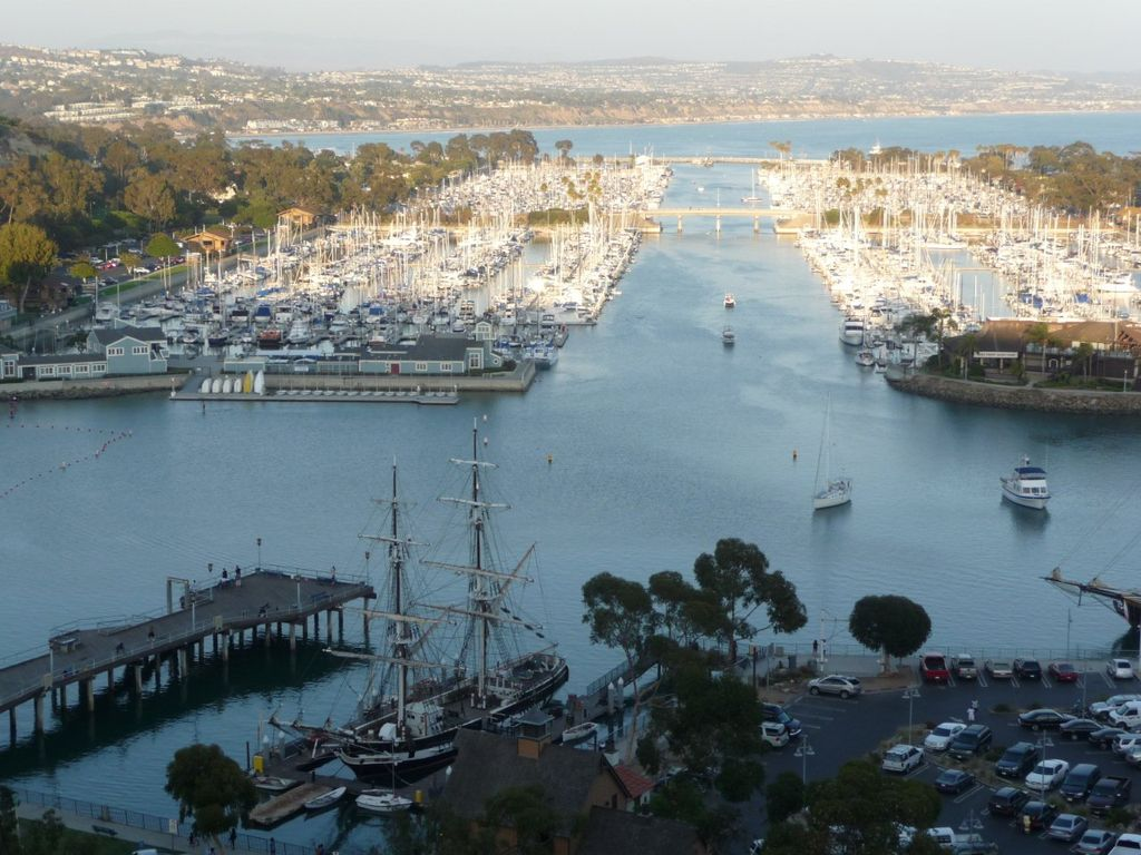 The-Dana-Point-Harbor