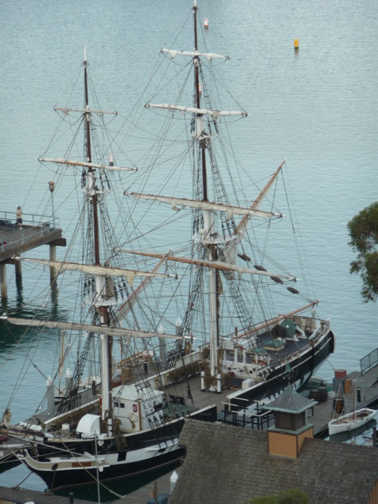 A Dana Point Tall Ship | Beach Road Realty