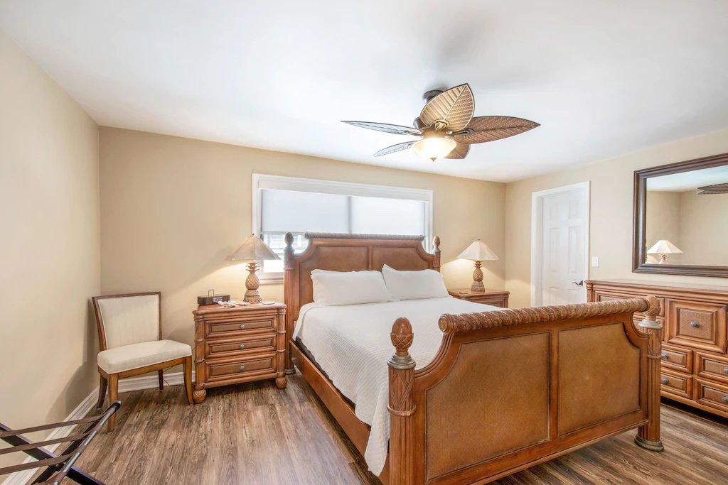 STR #21-1230 Upper Level California King Bedroom - 35119 Beach Road, Dana Point, CA | Beach Road Realty