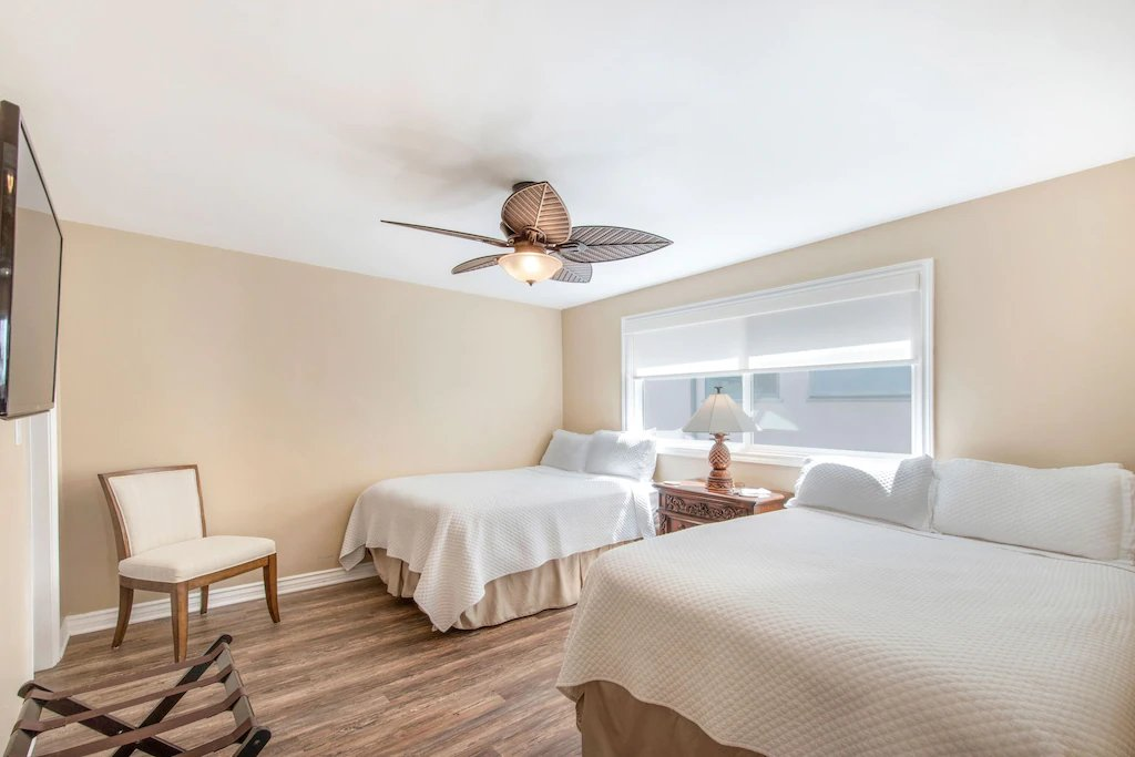STR #21-1230 Upper Level Double Bedroom - 35119 Beach Road, Dana Point, CA | Beach Road Realty