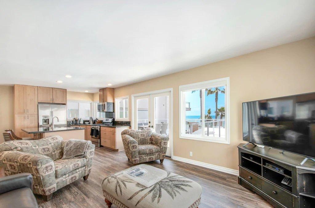 STR #21-1230 Upper Level Ocean View Great Room - 35119 Beach Road, Dana Point, CA | Beach Road Realty